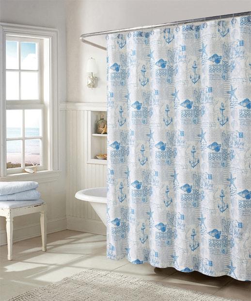 Shower Curtain Aprima Westport
